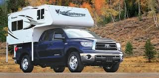 The standard features made Adventurer Truck Campers at scattrecreation stood out among other truck campers. It has additional storage to safe keep other valuable items.