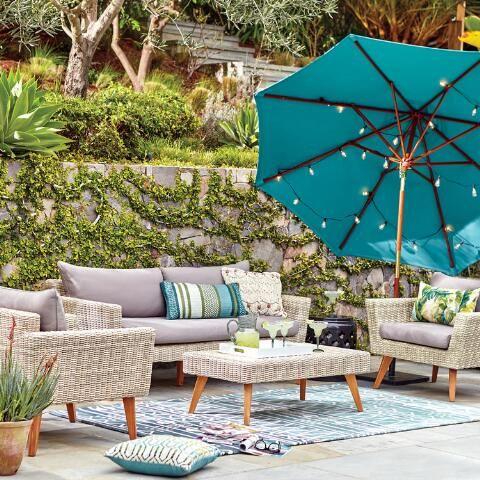 Marina Del Ray Outdoor Occasional Collection  World Market Outdoor FurnitureIndoor. Best 25  World market outdoor furniture ideas on Pinterest