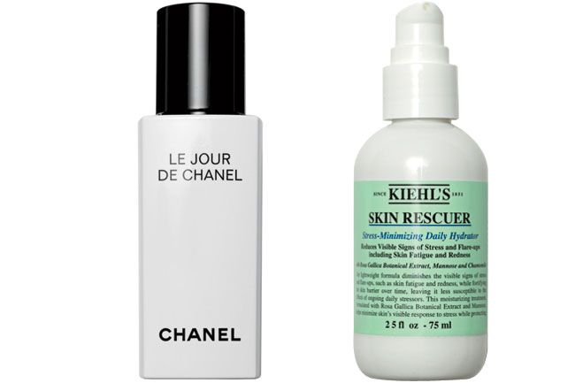 Is Your Stressed-Out Lifestyle Giving You Bad Skin?: Chanel's Le Jour de Chanel Serum and Kiehl's Skin Rescue