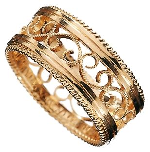 My destiny. Filigraani, Kalevala Koru. Jewellery. Ring.
