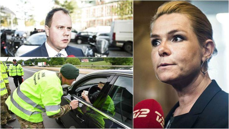 DF og de Konservative vil på baggrund af nye tal om ekstremistiske islamister i Sverige indføre grænsekontrol ved den svensk-danske grænse. Spørgsmålet er, om det er til mere besvær end gavn, lyder det fra Liberal Alliance, som vil have eksperter på banen.