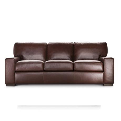 Club Grand 3 Seat Sofa | Freedom Furniture and Homewares