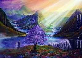 what dreams may come movie - always wondered what it would feel like to step into a painting...especially in heaven