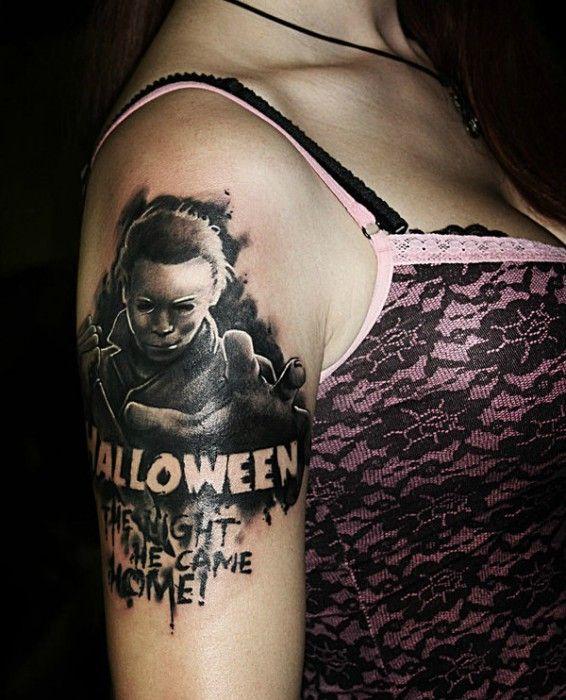 Horror Movie Tattoos Tattoos