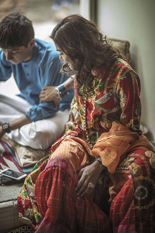 Beautiful pakistani dress