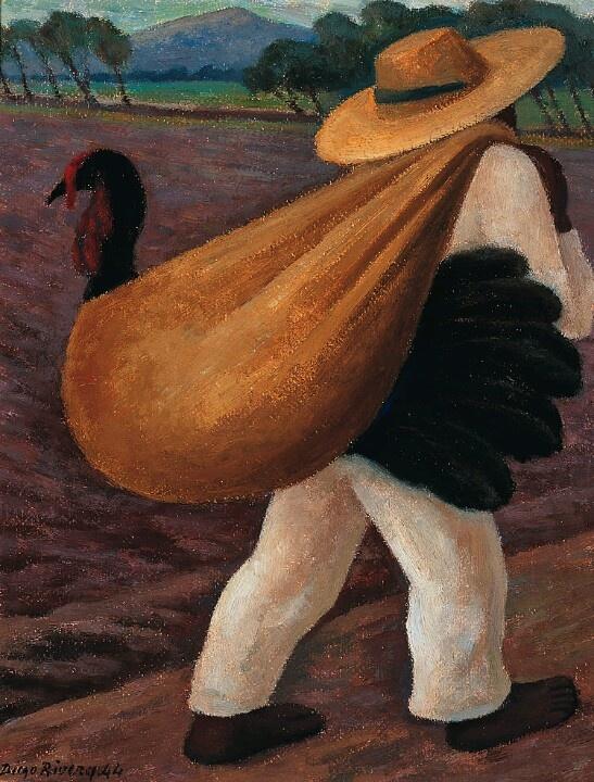 Diego Rivera's                                                                                                                                                                                 Más