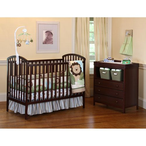 Child Of Mine By Carter S This Is The Crib And Changer