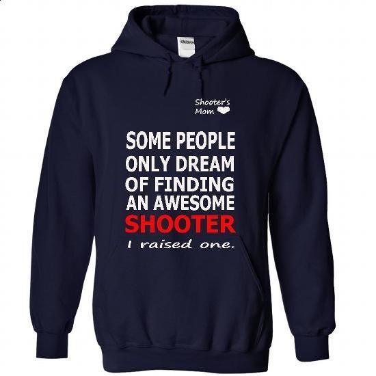 SHOOTERS MOM - Just Released - custom tee shirts #tshirt headband #hoodies…