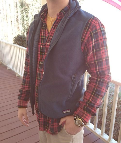 jackandlillylover: classycarolinagirl: dress like this and im yours guys in vests tho >