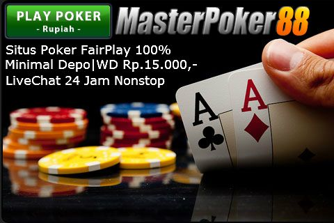Poker indonesia online adalah permainan poker yang di peruntukkan atau mendukung untuk pemain dari negara indonesia, sistem permainan online/ terkoneksi internet, pemain dapat bermain di mana saja dan kapan saja asal terdapat koneksi internet dan komputer. http://pokernya.com http://masterpokeronline.com