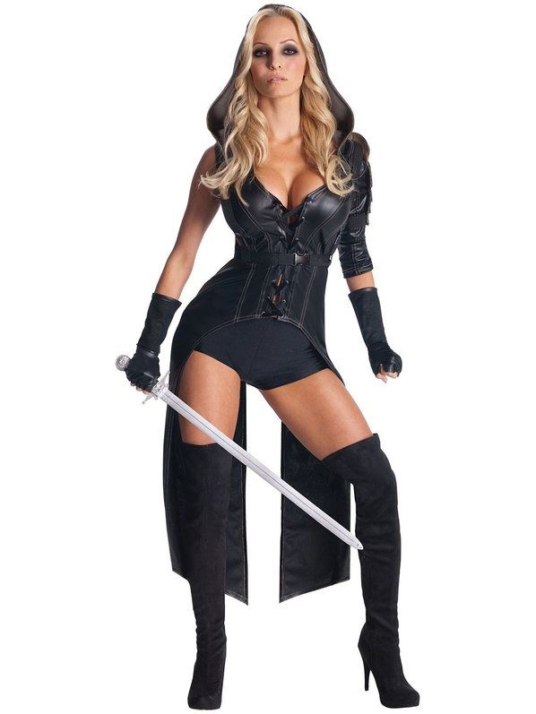 Check out Sexy Sweet Pea Sucker Punch Costume - Cheap Sucker Punch Costumes for Adults from Costume Discounters
