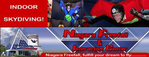 Niagara Falls Wind Tunnel Skydiving