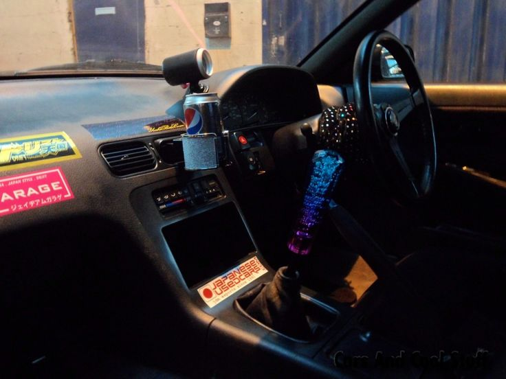 Drift Car Interior Nissan Drifted Drifty