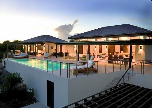 This Very Spacious Contemporary West Indian Style 6