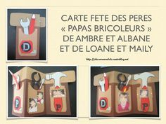carte papa bricoleur bricolages pinterest. Black Bedroom Furniture Sets. Home Design Ideas