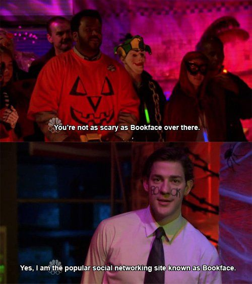 gotta love the office.  Especially Office Holiday episodes!  We were robbed in season 4 when we didn't get Halloween or Christmas because of the writers strike.  I say we start a movement that the cast get back together and create a season 4 Halloween and Christmas episode retro for us! It sucked SO much and was so pivatol because it was Jim and Pam's first of both holidays as a couple.  I KNOW it would have been special!