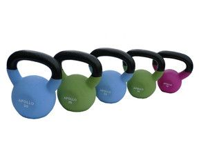 Apollo Athletics® Neoprene Kettlebells