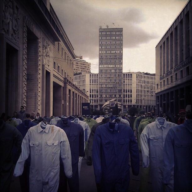 Pellizza da Volpedo revisited #Milano