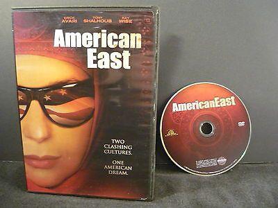 American East DVD WIDESCREEN Drama Movie Erick Avari Tony Shalhoub