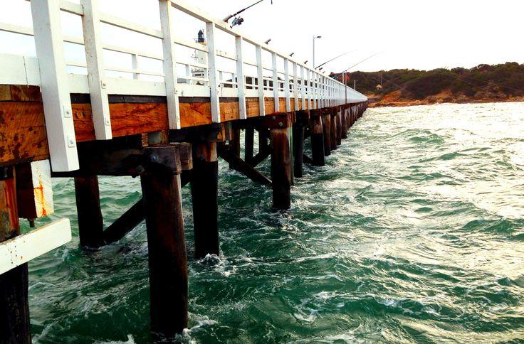 Point Lonsdale Pier.