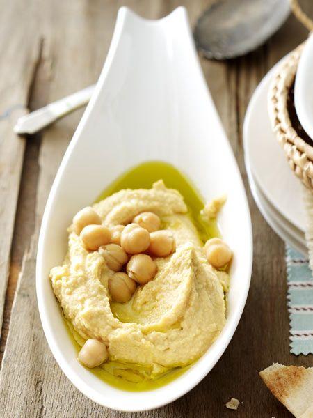Hummus: der perfekte Dip für jede Hauptspeise
