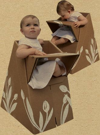 Carboard Baby Seats
