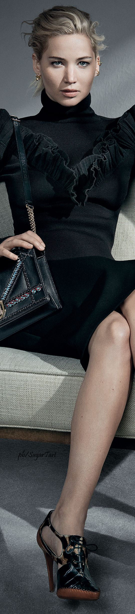 Jennifer Lawrence for Dior                                                                                                                                                                                 More