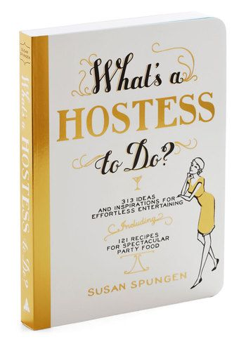What's a Hostess to Do?: Vintage Books, Gift, Books Worth, Mod Retro, Retro Vintage, Modcloth Com