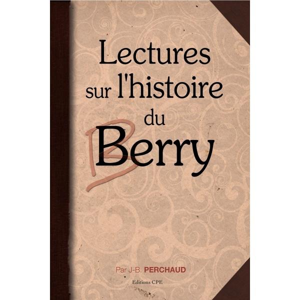 Notre belle province française est issue d'un passé prestigieux, celui qui aime se replonger dans l'histoire peut grâce à ce livre partir à la rencontre de personnages flamboyants qui ont marqué la mémoire de notre terre de Berry. Cette perspective historique vous conduit sur les chemins de l'Histoire du Berry, une province qui a fait l'histoire de France.