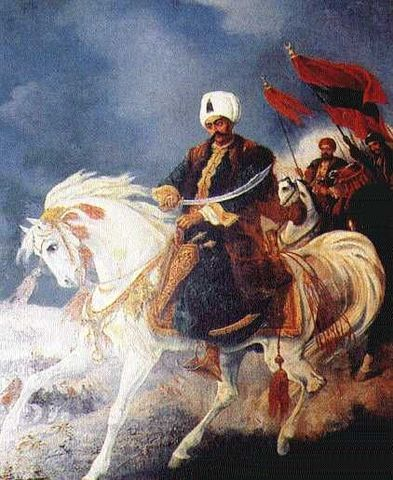 """Selim I: Also known as """"Yavuz Sultan Selim"""", he was sultan of the Ottoman Empire and Caliph of Islam."""