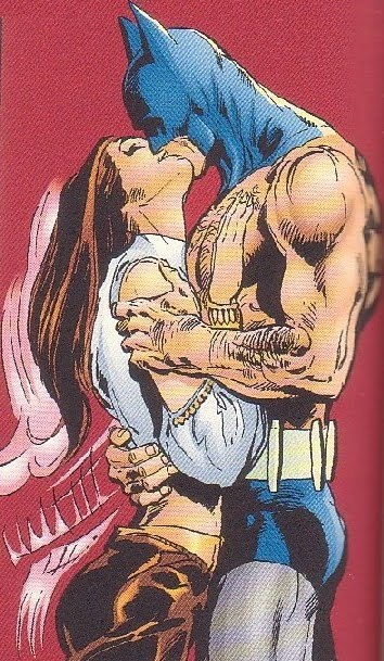 Batman and Talia al Ghul