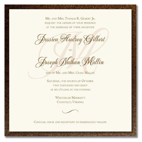 35 best images about Wedding invitation wording` on ...