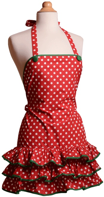 40% off any purchase at Flirty Aprons - code: BlackFlirty #blackfriday  to cute need to copy and make this