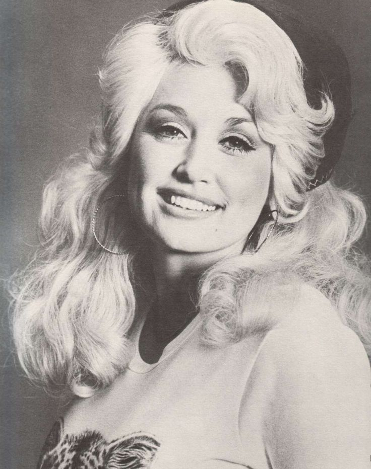 21 Pictures of Young Dolly Parton