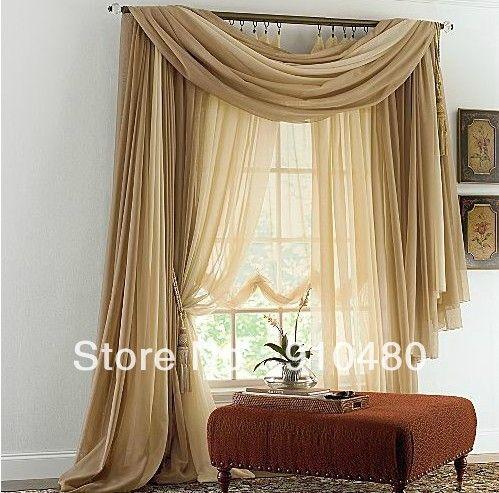 Best 25+ Scarf valance ideas on Pinterest Window scarf, Curtain - valances for living room