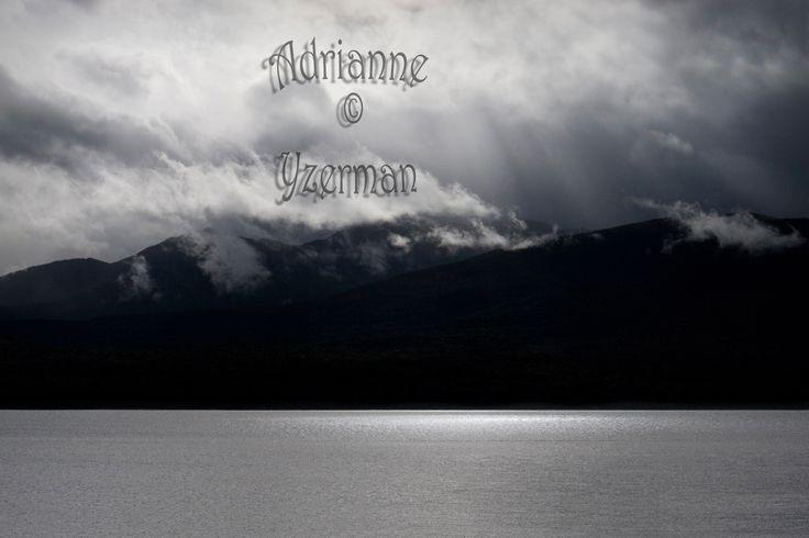 Lake Te Anau, Fjordland - New Zealand