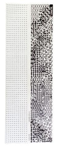 Sýkora Zdeněk (1920–2011) | Černo-bílá struktura, 1967–2009 | Aukce obrazů, starožitností | Aukční dům Sýpka