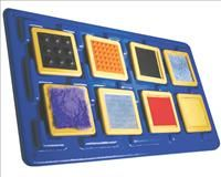 Teaching Learners with Multiple Special Needs: Creating a Tactile Schedule Board - This can really help decrease behaviors around transitions and help teach children about time.