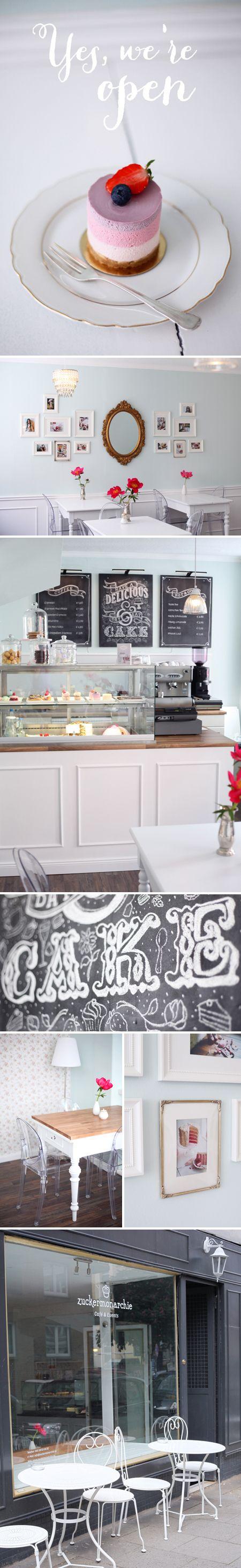 Our Café in Hamburg (Taubenstraße 15 / St. Pauli)