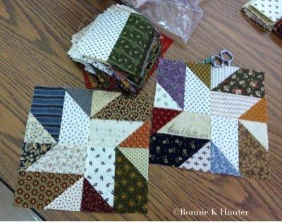 Quiltville's Quips & Snips ~ iPhone-o-Gram! Star Struck in New Braunfels, Texas ~ Quilt Blocks