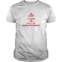 Keep Calm and Trust the Landscape Engineer