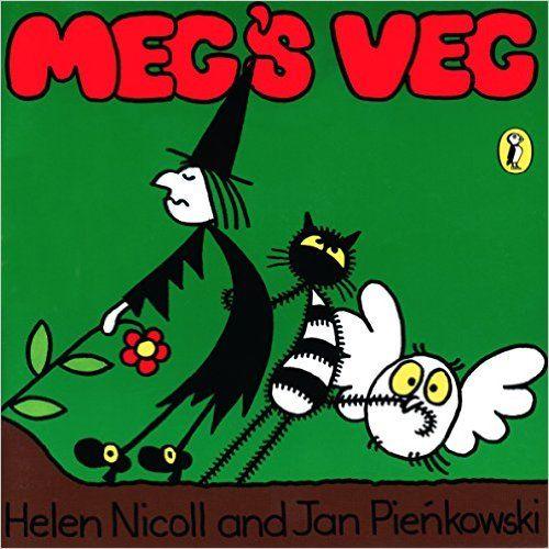 Meg's Veg (Meg and Mog): Amazon.co.uk: Helen Nicoll, Jan Pienkowski…