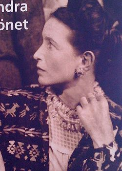 Simone de Beauvoir - One of the leading existentialist philosophers of the 20th Century.  Whatever we hear of Feminist movements today goes back to her works and research.