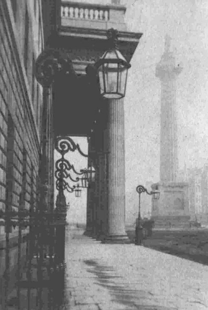 GPO Sackville Sr now O'Connell St 1860s