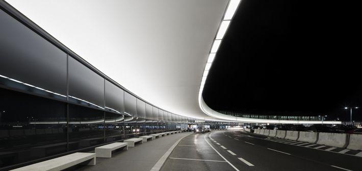 baumschlager eberle: Flughafen Wien AG Check-in 3