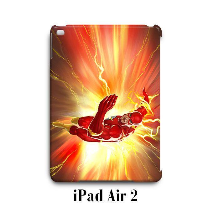 Flash Superhero iPad Air 2 Case Cover