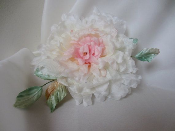 FREE SHIPPING Silk handmade wedding pastel by AuthenticBlends