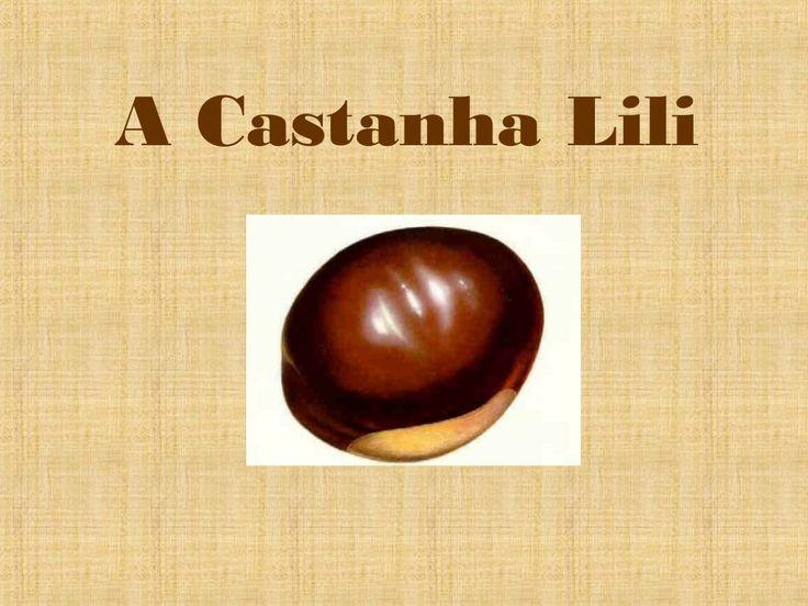Historia Senhor Ouriço e Castanha Lili by Ana Monteiro via slideshare