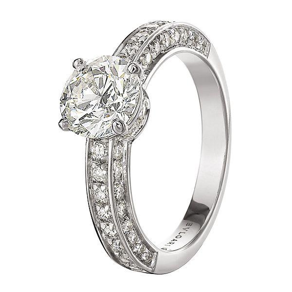 デディカータ・ア・ヴェネチア「1503」 - BVLGARI(ブルガリ)の婚約指輪(エンゲージメントリング)ブルガリの婚約指輪・エンゲージリングのまとめ一覧♡
