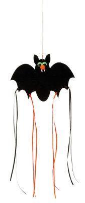 Halloween Crafts Batty Decoration